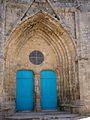 Église St Guénolé Portail Batz sur Mer.JPG