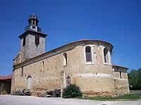 Église d'Estampes (Gers, France).JPG