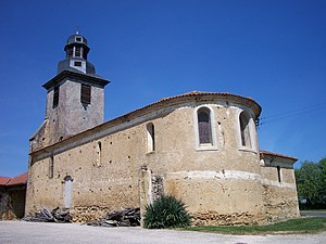 Église d'Estampes (Gers, France).JPG