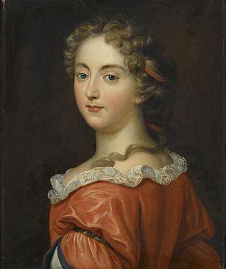 Élisabeth Thérèse de Lorraine - Élisabeth Thérèse after Etienne Achille Demahis