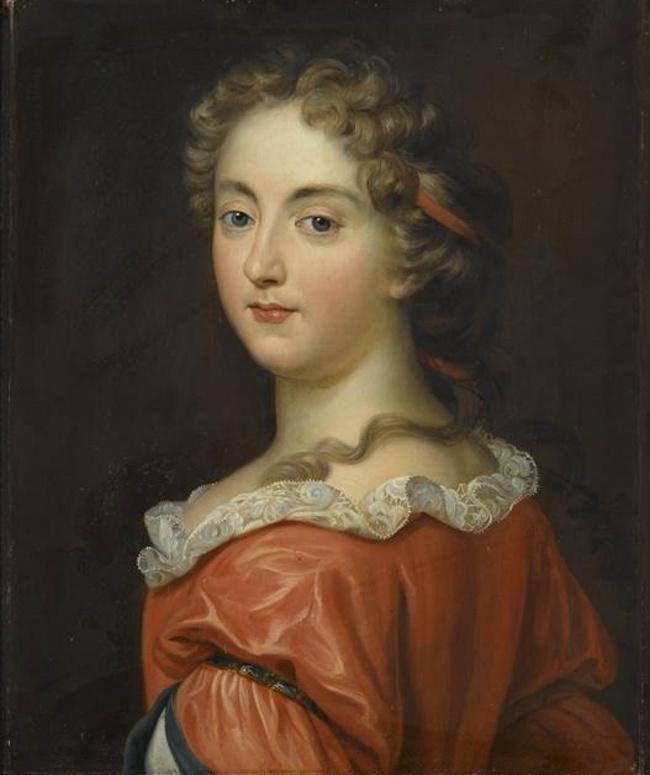 Élisabeth Thérèse de Lorraine, princesse d'Epinoy Demahis Etienne-Achille