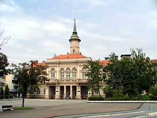 Bečej Town and municipality in Vojvodina, Serbia