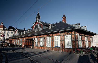 How to get to Østerport St. with public transit - About the place