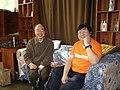 Ĉinaj esperantistoj dum kunsido en Pekino.jpg