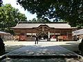 Ōsaki Hachiman-gū nagatoko.jpg