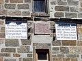 Šítkovská věž, staré nápisy, kolmo.jpg