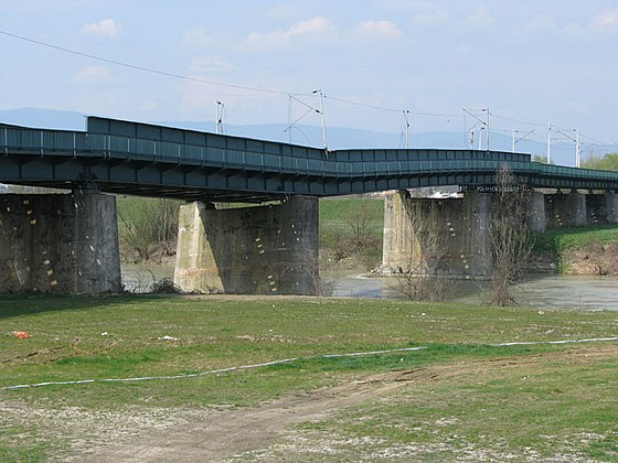 Zeljeznicki Most Sava Jakusevec Wikiwand