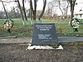 Братська могила радянських воїнів та жертв фашизму. Поховано 44 чол.jpg