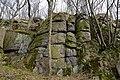 Гранітні скелі біля каменю Коцюбинського P1350407.jpg