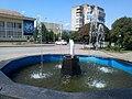 Г. Сальск, фонтан на Юбилейной площади.jpg