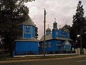 Dyvin - Church in Dyvin