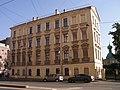 Дом причта Благовещенской церкви; Санкт-Петербург.jpg