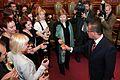 Журналисты правительственного пула на прощальной встрече с премьер-министром В-Зубковым- Апрель 2008 г- Дом правите 2014-01-06 00-01.jpg