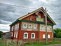 Карелия, Рыбрека, карельский дом на ул.Лисицыной.jpg