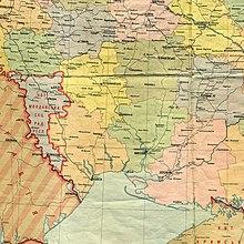 Яновский район в составе Одесского округа, 1 марта 1927 г.