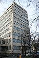 Корпус № 3 Інституту механіки ім. С. Тимошенка, де працювали відомі вчені. Фасад по вул. Нестерівській.jpg