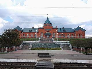 Kukmor Urban-type settlement in Tatarstan, Russia