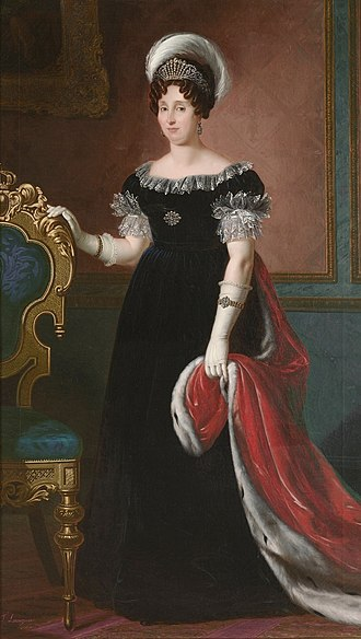 Maria Theresa of Austria-Este, Queen of Sardinia - Image: Мария Терезия Габсбург Эсте, королева Сардинии