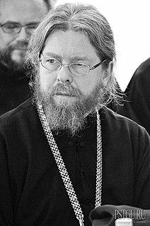 Tikhon (Shevkunov) bishop of the Russian Orthodox Church and writer