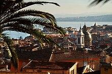 фото города ницца