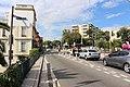 Ницца. На бульваре Мориса Полидора Мари Бернара Метерлинка (Boulevard Maurice Maeterlinck) - panoramio.jpg