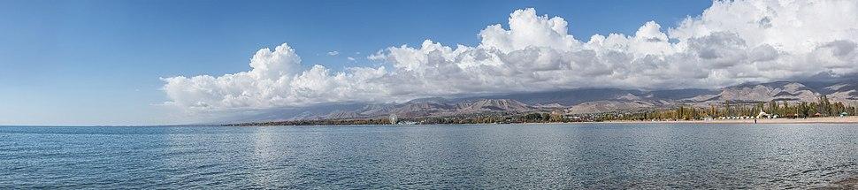 Осень Иссык-Куля - panoramio
