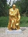 Пам`ятник загиблим воїнам - односельцям, с. Гусарка, в центрі села, Більмацький район, Запорізька обл.jpg