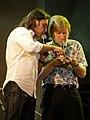 Ревва и Рожков на концерте в Донецке 6 июня 2010 года 069.JPG