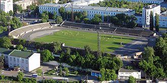 FC Arsenal Kyiv - Image: Стадион ЦСКА (Киев)