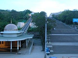 Украина, Одесса - Потемкинская лестница 10