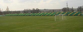 Gorodeya Stadium - Image: ФК Городея