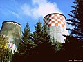 Цепла-электра цэнтраль № 2 горада Гомеля ... Central heat and power plant number 2 in Gomel - panoramio.jpg