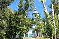 Церковь святого мученика Гурия - спереди (Петьял, Волжский район, Марий Эл).jpg