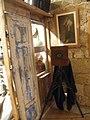 מצלמה עתיקה במוזאון אוצרות החומה עכו העתיקה.JPG