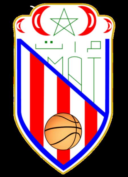 شعار مغرب أتلتيك تطوان لكرة السلة