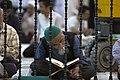 عکس های مراسم ترتیل خوانی یا جزء خوانی یا قرائت قرآن در ایام ماه رمضان در حرم فاطمه معصومه در شهر قم 02.jpg