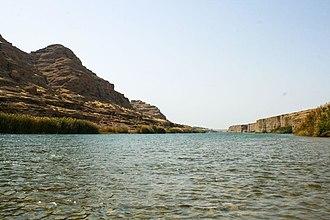 Andimeshk - chamsabz Dez river)