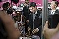"""ตะละลำ ตำตำ นายกรัฐมนตรีเป็นประธานงาน """"ก้าวที่ยั - Flickr - Abhisit Vejjajiva.jpg"""