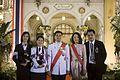 นายกรัฐมนตรีและภริยา ในนามรัฐบาลเป็นเจ้าภาพงานสโมสรสัน - Flickr - Abhisit Vejjajiva (1).jpg