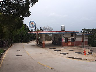 CPC Corporation, Taiwan - A CPC petrol station in Lienchiang County.