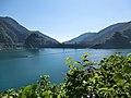 奥多摩湖 大麦代方面より - panoramio.jpg