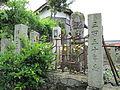 幸盛寺の山中幸盛の墓1.JPG