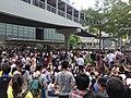 數千香港市民雲集政府總部聲援被困公民廣場學生 (3).jpg