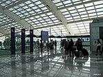 机场快轨到达T3航站楼下车处 - panoramio.jpg
