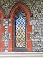 -2019-09-28 North facing window, Cromer Methodist Church, West Street, Cromer (2).JPG