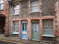 -2019-11-27 Brick & Flint cottages, Brook Street, Cromer, Norfolk.JPG
