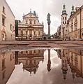00480Kraków, kościół pw. śś. Piotra i Pawła, 1597-1619, XVIII.jpg