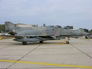01513 McDonnell-Douglas F-4E (AUP) Phantom II of 338º Mira Hellenic Air Force.jpg