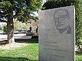 015 Monument a Salvador Allende, pl. de l'Estació (Valls).jpg
