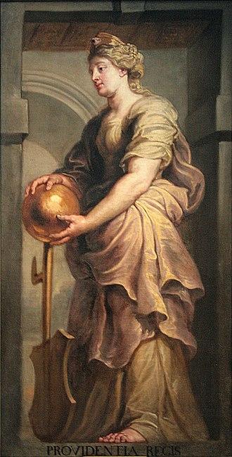 Palais des Beaux-Arts de Lille - The Providence of the King by Jan van den Hoecke - Workshop of Peter Paul Rubens.
